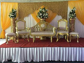 Wedding Thrones