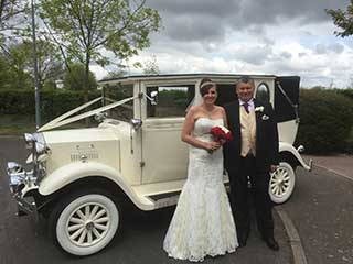 Imperial Wedding Car