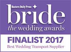 Transport Provider Finalist Wedding Car Awards 2017!