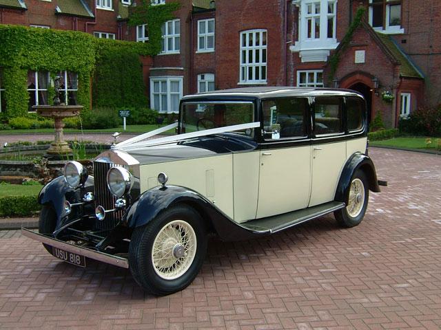 1934 Rolls Royce