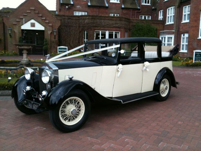 Rolls Royce Laundaulette